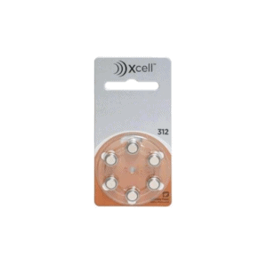 312 Premium Hearing Aid Batteries312 Premium Hearing Aid Batteries