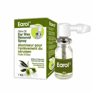 Earol Ear Wax Removal Sprayer